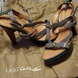 UGG shoe sandle